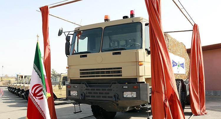 کامیون ظفر