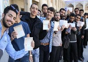 واجدان شرایط رای دادن در هرمزگان بیش از ۱ میلیون و ۱۷۴ هزار نفر / تعداد رای اولی ها بیش از  ۷۲ هزار نفر
