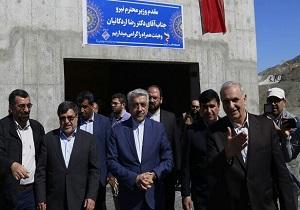 افتتاح طرح آبرسانی به شمال شهر بندرعباس / اجرای پویش  #هرهفته الف_ب_ایران  در هرمزگان