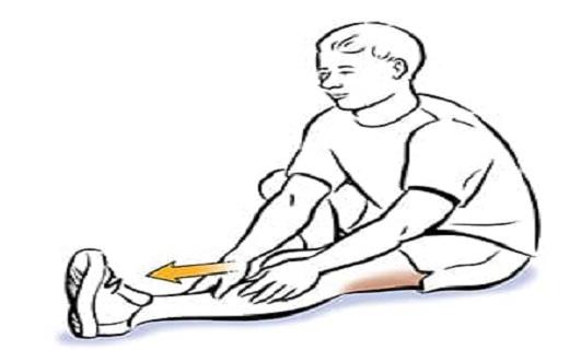 تمرین ورزشی اول