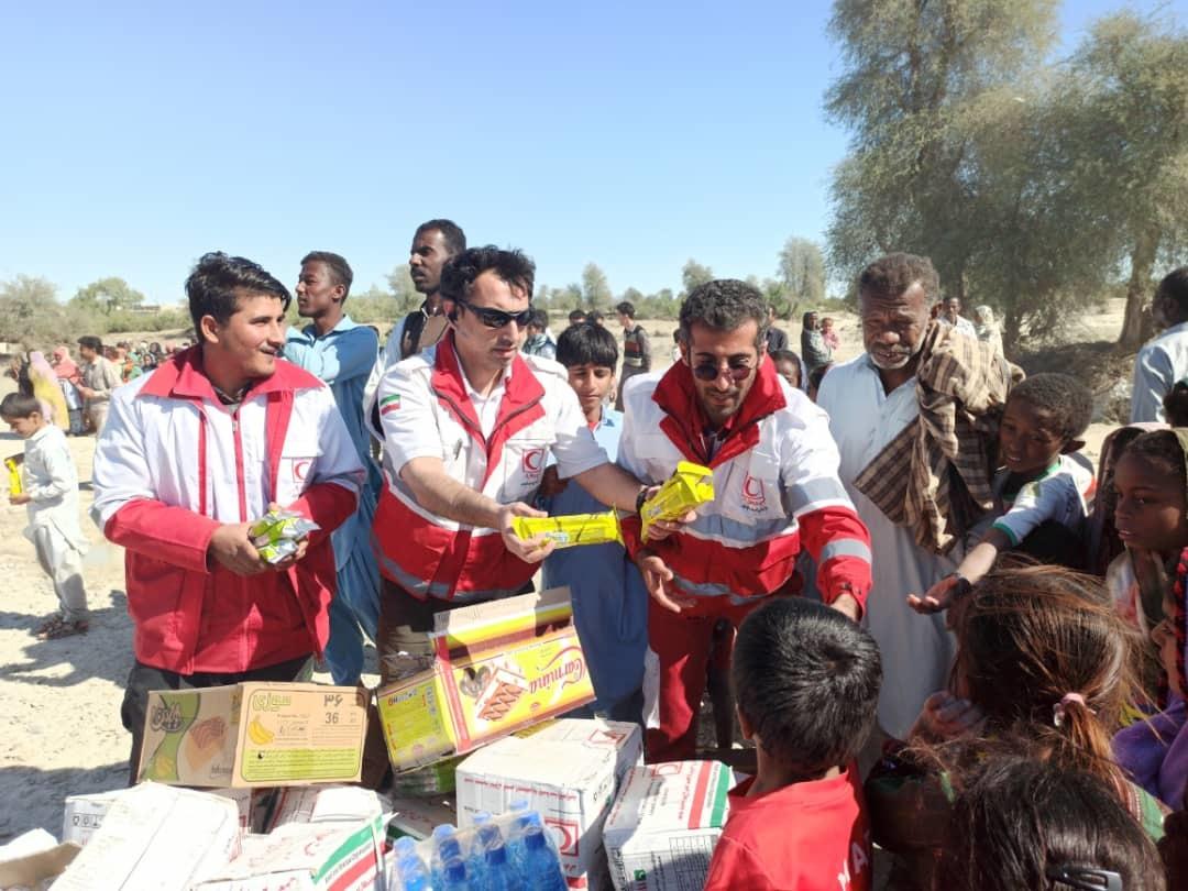 ارسال دومین محموله کمکهای مردمی استان همدان به سیستان و بلوچستان