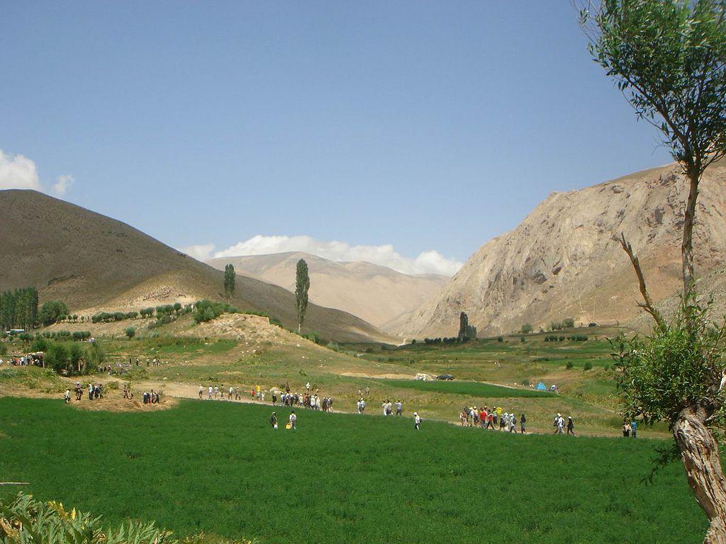 جاهای دیدنی استان تهران؛ تنگه واشی (ساواشی)