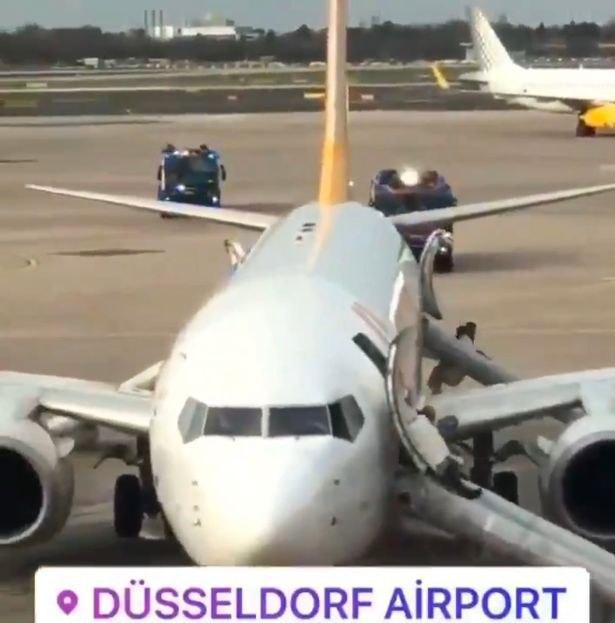 هواپیمای خطوط هوایی ترکیه باز هم دچار سانحه شد