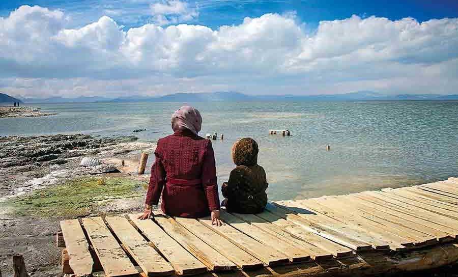 حال نگین آبی آذربایجان خوب است/ افزایش ۱.۵ میلیارد مترمکعبی حجم آب دریاچه ارومیه