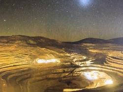 انگوران؛بزرگترین معدن سرب و روی خاورمیانه گردشگر می پذیرد