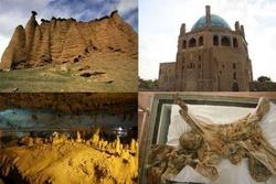 راهنمایان گردشگری ۱۴ استان کشور از غرفه زنجان بازدید کردند