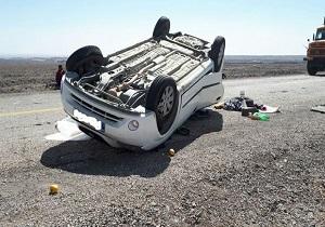 کاهش تصادفات جادهای در استان