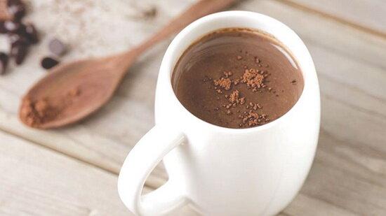 تاثیر شکلات داغ در درمان بیماری سرخرگ محیطی