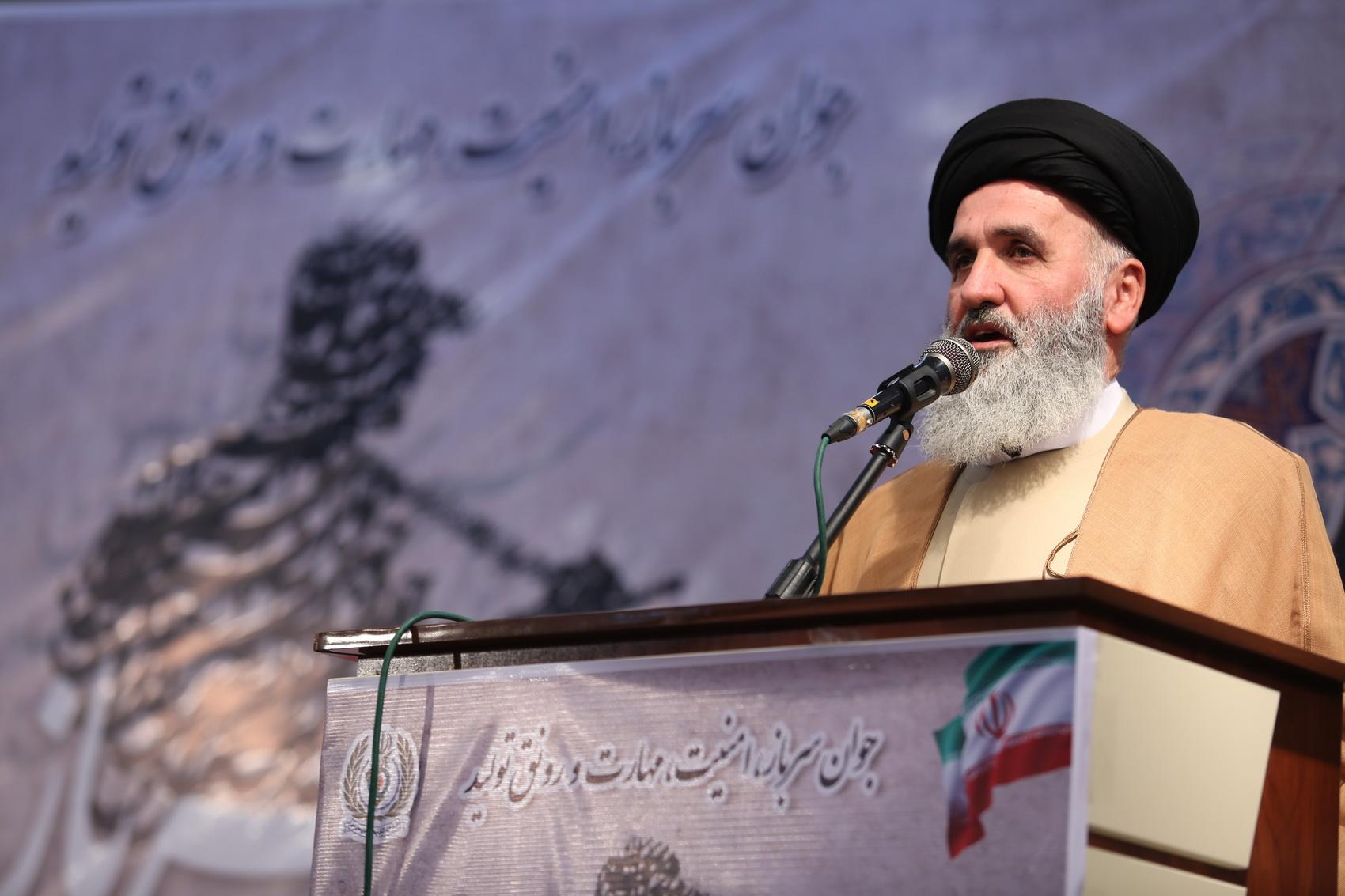 هر کس به عظمت، شوکت و عزت ایران اسلامی علاقهمند است، باید در انتخابات شرکت کند