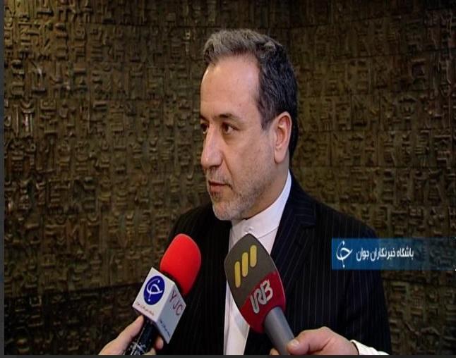 واکنش عراقچی به خروج سامسونگ و ال جی از بازار ایران