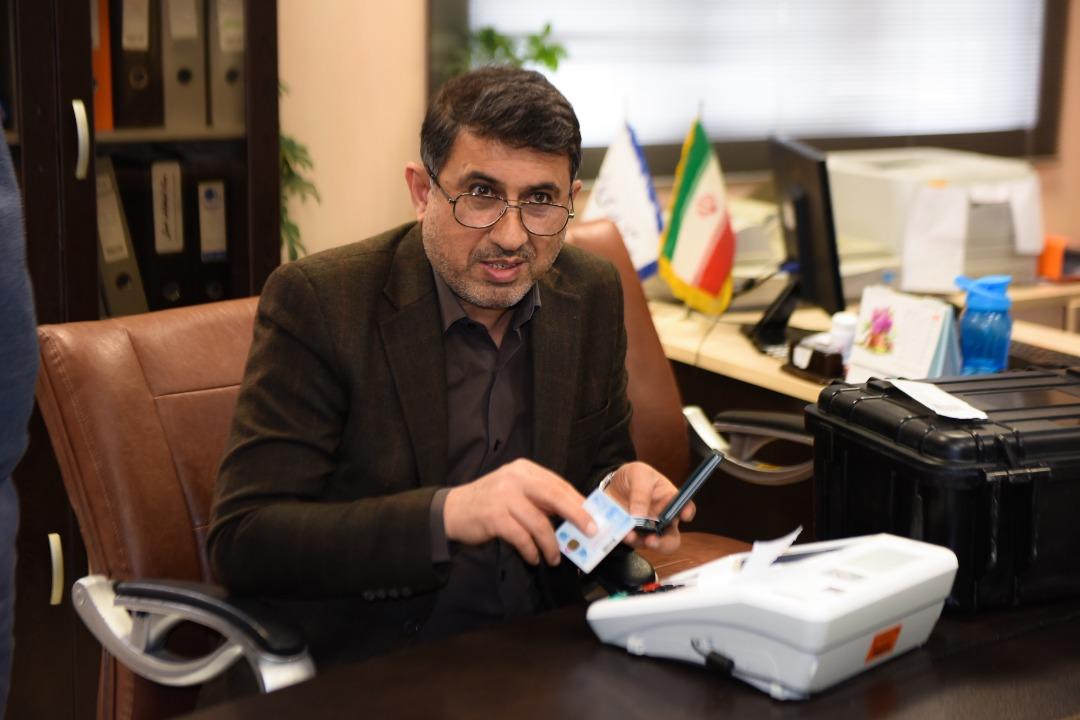 البرز با ۸۵ درصد ظرفیت شعب انتخابات در مانور شرکت کرد