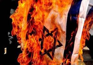 بحرین یک جوان را به خاطر آتش زدن پرچم «اسرائیل» به زندان محکوم کرد!
