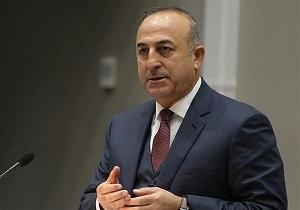 اوغلو: درگیریها باید فورا در ادلب به پایان برسد