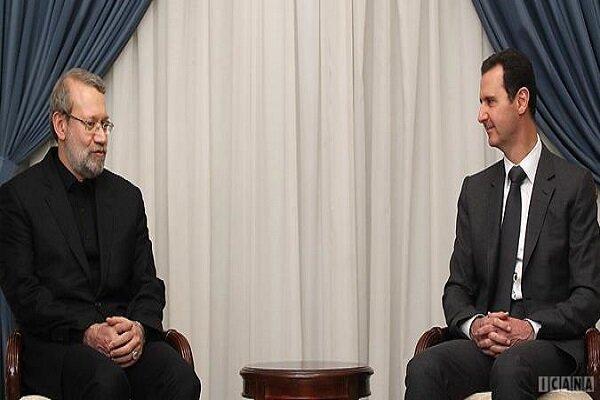 حمایتهای تهران از دمشق ادامه خواهد داشت