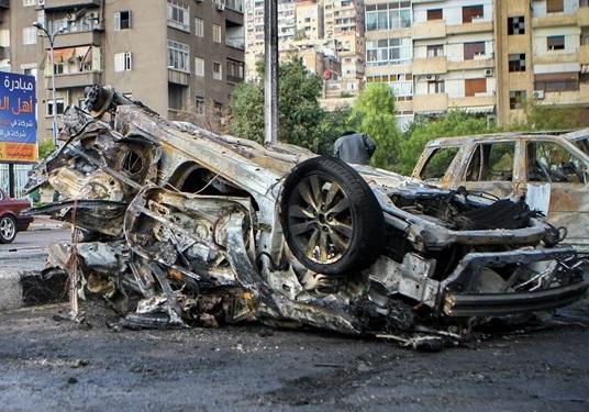 انفجار خودرو در سوریه