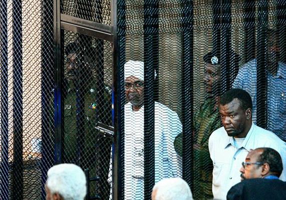 عمر البشیر، رئیسجمهور مخلوع سودان
