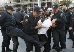 پلیس جمهوری آذربایجان