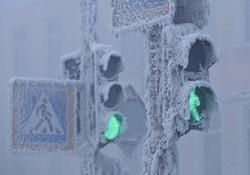 وقتی سرمای منفی ۵۳ درجه روسیه با هیچ چیزی شوخی ندارد! + فیلم