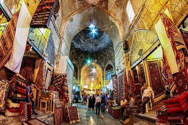 ساماندهی بازار های یزد برای استقبال از عید نوروز