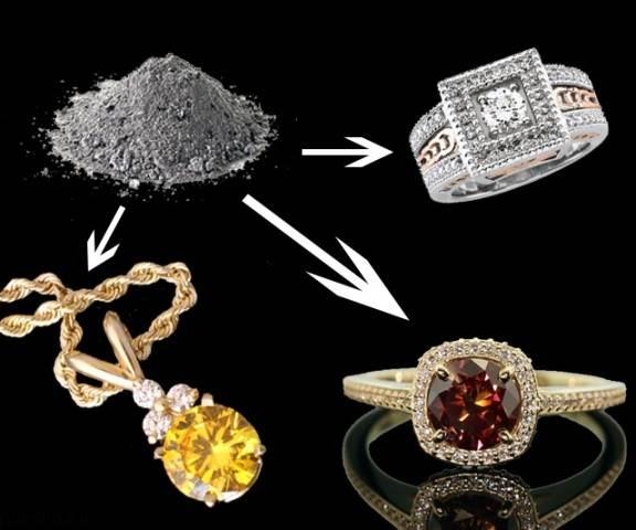 حقایق گفته نشده در الماسهای گرانبها
