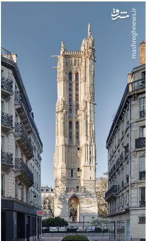 خانهای که «زم» گفت در پاریس لو رفت کجاست؟ +عکس
