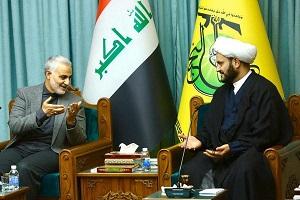 نجَباء تصمیم خود برای حمله به آمریکا را گرفته است