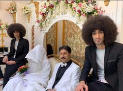 تصویری از مراسم عروسی رحمت در سریال «پایتخت۶»