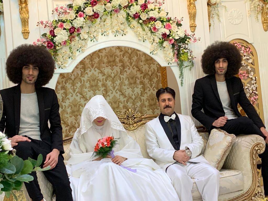«رحمت» در سریال پایتخت ۶ ازدواج میکند