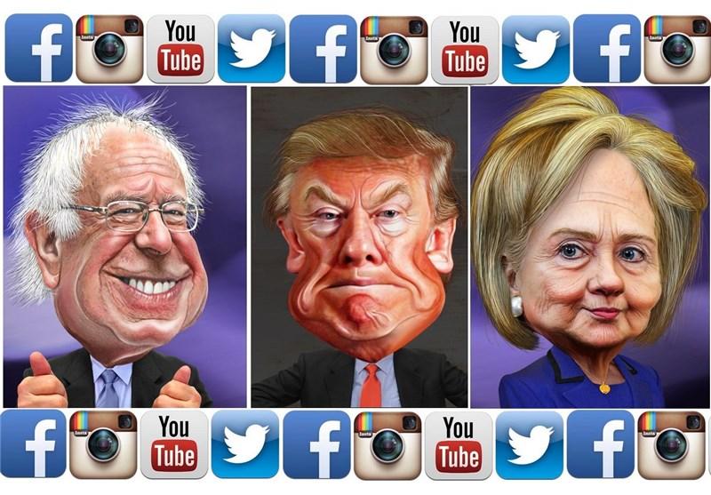 انتخابات و فضای مجازی