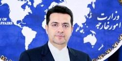 واکنش سخنگوی وزارت خارجه به دیدارهای ظریف با اعضای کنگره امریکا