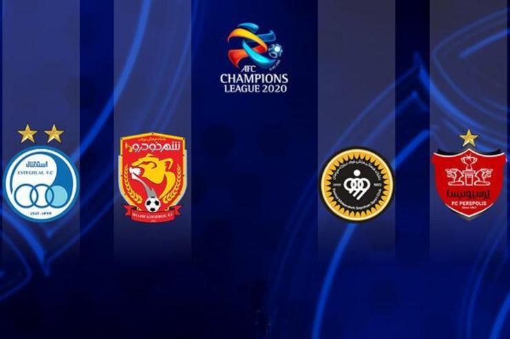 نگاهی به عملکرد تیمهای ایرانی در هفته دوم لیگ قهرمانان آسیا
