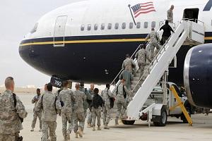 نیروهای آمریکایی پس از حمله موشکی ایران برای درمان به آلمان منتقل شدند