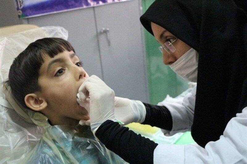 اجرای طرح عاری از پوسیدگی دندان دانش آموزان در همدان