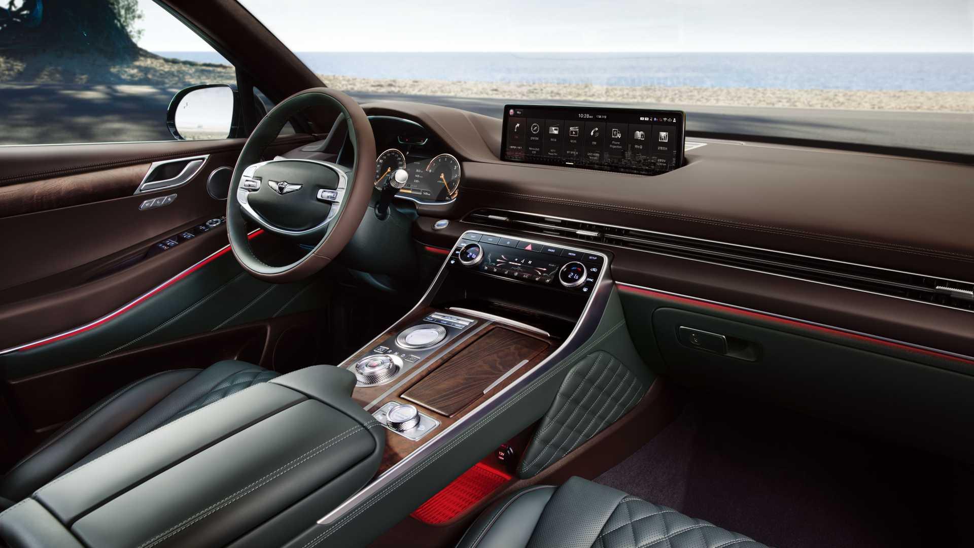 زمان معرفی خودرو شاسیبلند فوق لوکس در آمریکا مشخص شد