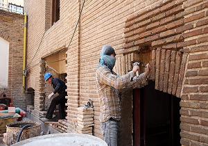 اتمام مرمت مجموعه تاریخی حسین آباد رستاق