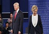 ترامپ بار دیگر هیلاری کلینتون را دست انداخت