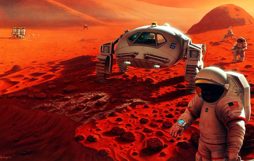 چقدر طول میکشد تا به مریخ برسیم؟