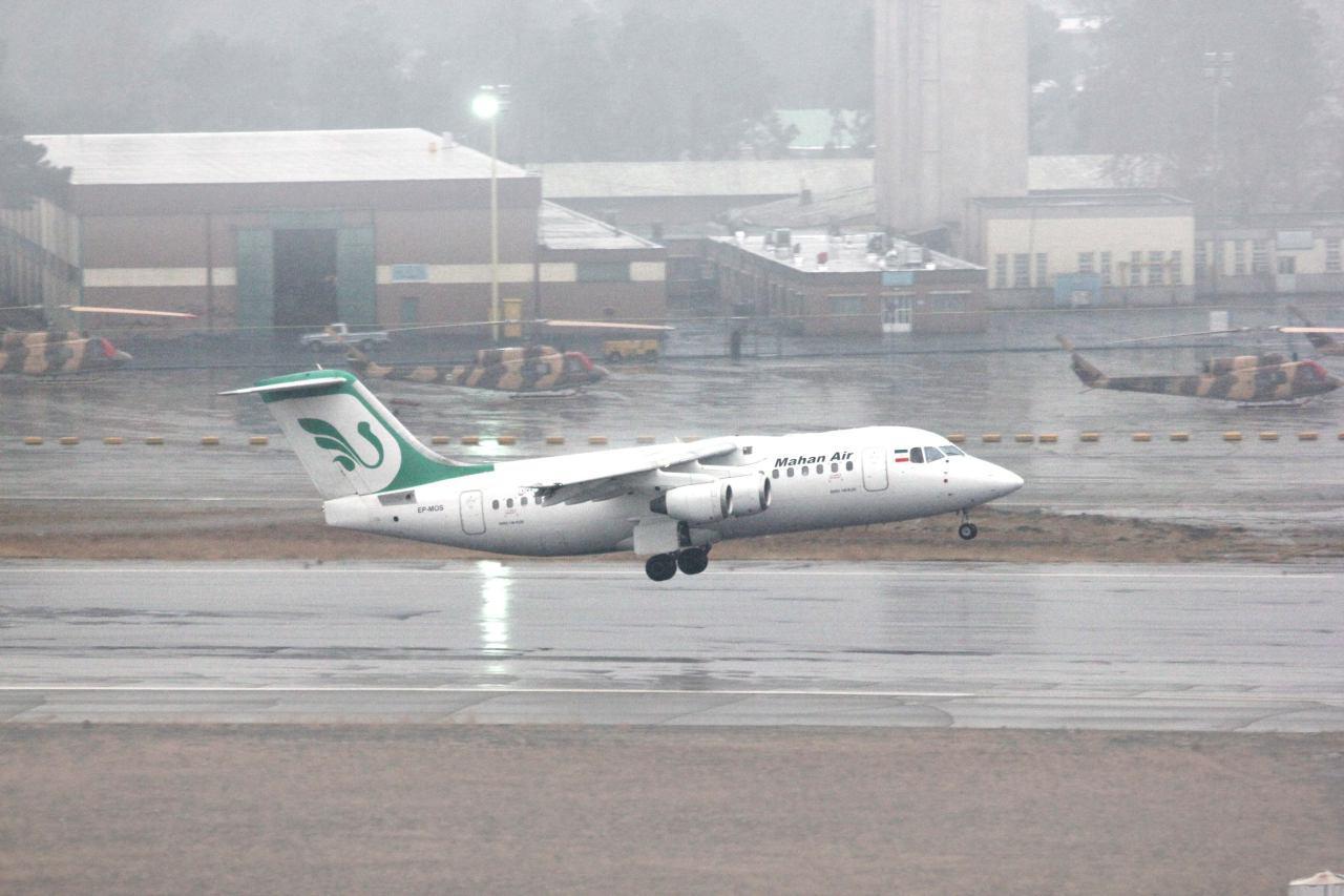شرایط جوی علت تاخیر ۴ساعته در پرواز تهران-زاهدان-چابهارو بالعکس