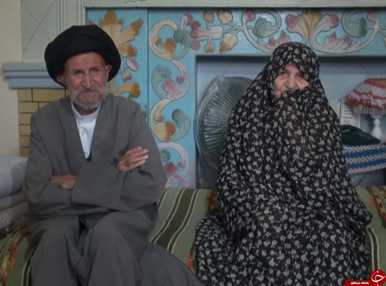 راز بقا / پدربزرگ ۱۲۳ ساله زنجانی از راز سلامتی اش میگوید