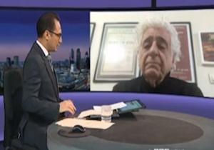 وقتی استاد بزرگ موسیقی ایران، مجری بیبیسی را ضایع میکند + فیلم
