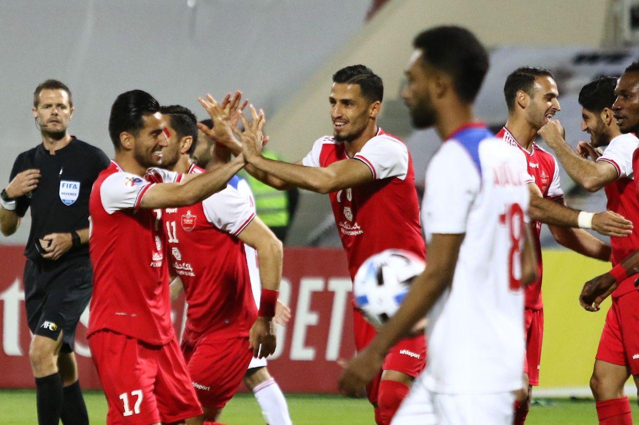 فنونی زاده: پرسپولیس طرح و برنامه در بازی با الشارجه نداشت/ کیفیت باشگاه های عربی بهتر از تیم های ایرانی است