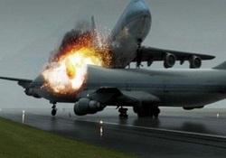 برخورد دو هواپیما در آسمان استرالیا