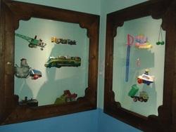نوستالژی کودکان دیروز و امروز در موزه اسباب بازی + تصاویر