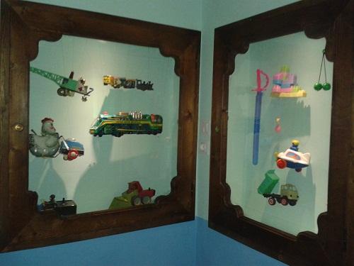 نوستالژی کودکان دیروز و امروز در یک موزه