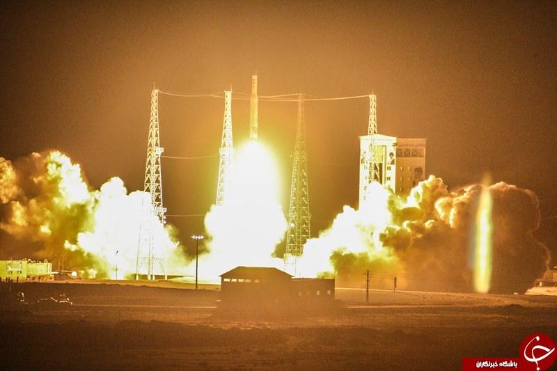 ماهواره بر سیمرغ؛ از افسانه تا واقعیت + تصاویر