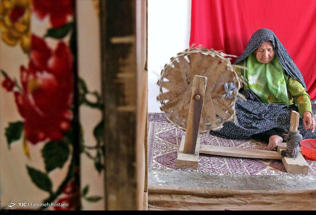 تار و پود صنعت نساجی در خراسان شمالی