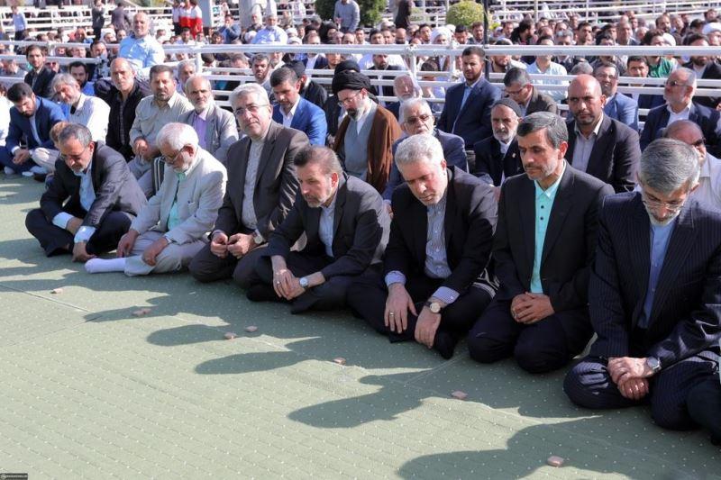 ادعای کذب خبرنگار ضدانقلاب بازهم برملا شد/ ماجرای حضور دکتر باقی در نماز جمعه تهران کنار رهبر انقلاب چه بود؟