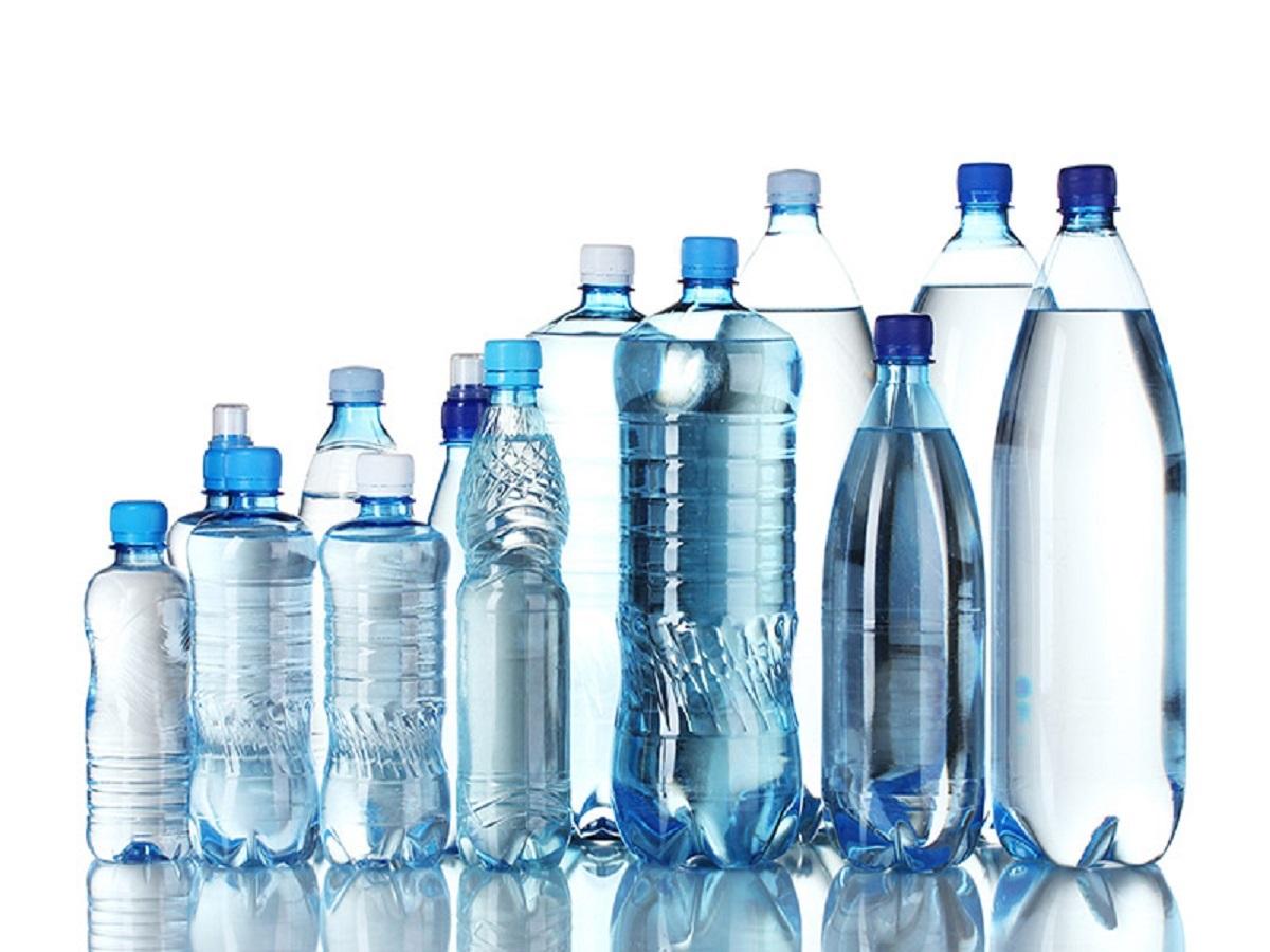 بطریهای آب معدنی