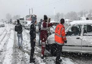امدادرسانی به ۳۸ حادثه دیده در خراسان جنوبی
