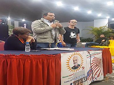 بزرگداشت مراسم سردار سلیمانی در ونزوئلا + فیلم